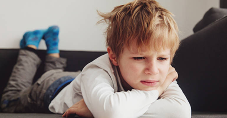 Children's Grief – You Can't Deny It